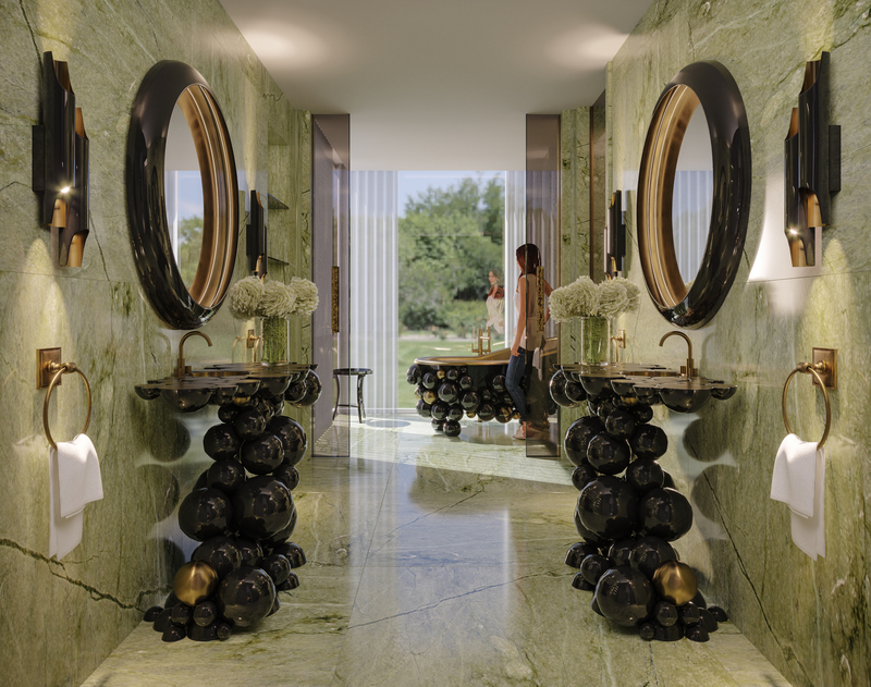 Feel Inspired By The Astonishing Untamed La Finca Home in Madrid