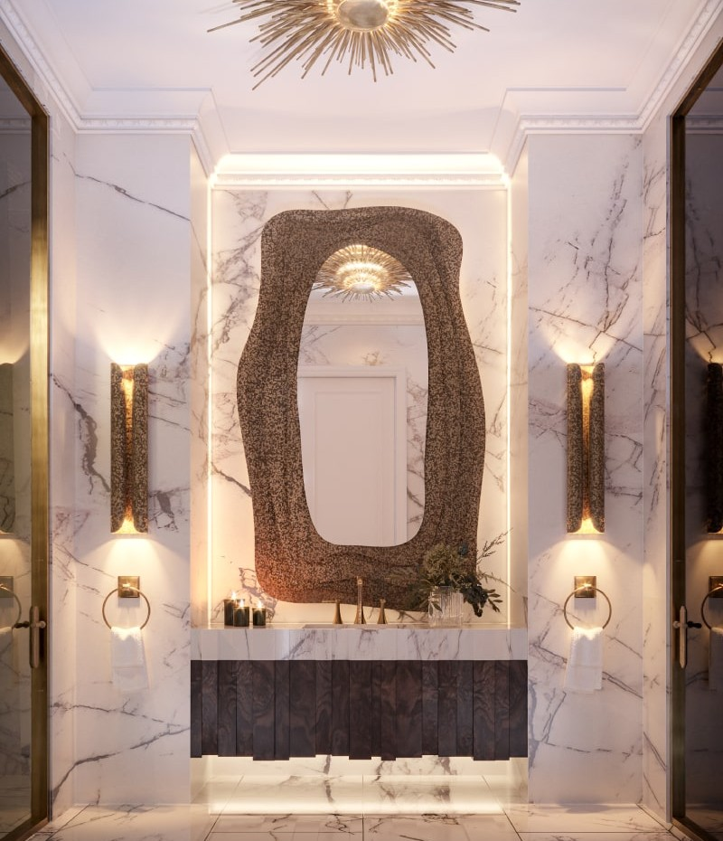 How To Create The Perfect Home Oasis home oasis How To Create The Perfect Home Oasis Incredible Bathroom Ideas Intense Private Oasis To Inspire You 5