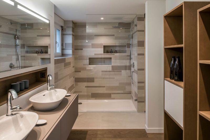 Objekt 13 objekt 13 Objekt 13 – Amazing Bathroom Design Projects Objekt 13 10 Renovation Of The Terrace Apartment