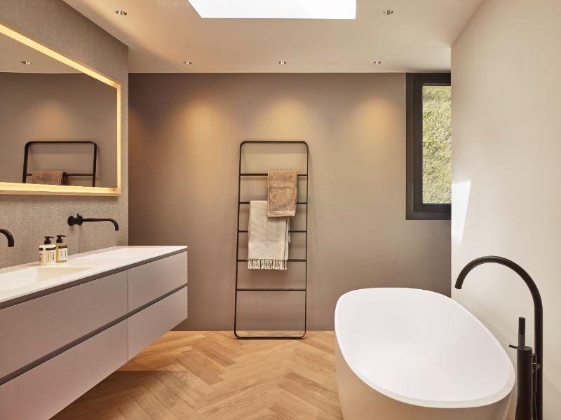 Objekt 13 objekt 13 Objekt 13 – Amazing Bathroom Design Projects Objekt 13 2 Conversion of the EFH Bern