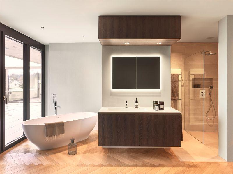 Objekt 13 objekt 13 Objekt 13 – Amazing Bathroom Design Projects Objekt 13 4 Living in the Plateaux de Berne