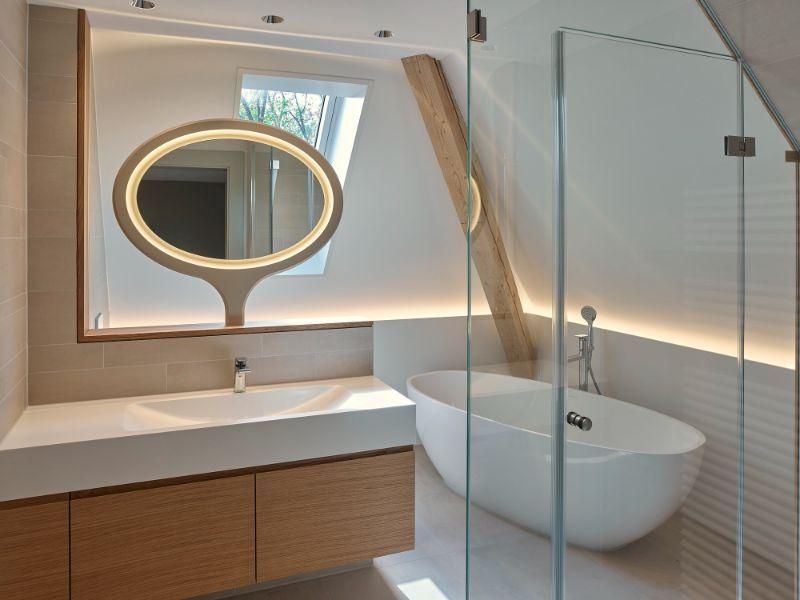 Objekt 13 objekt 13 Objekt 13 – Amazing Bathroom Design Projects Objekt 13 6 Conversion of EFH Schosshalde Bern