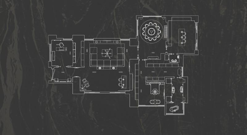 A Partnership In Bathroom Design: BRABBU AND HOME'SOCIETY