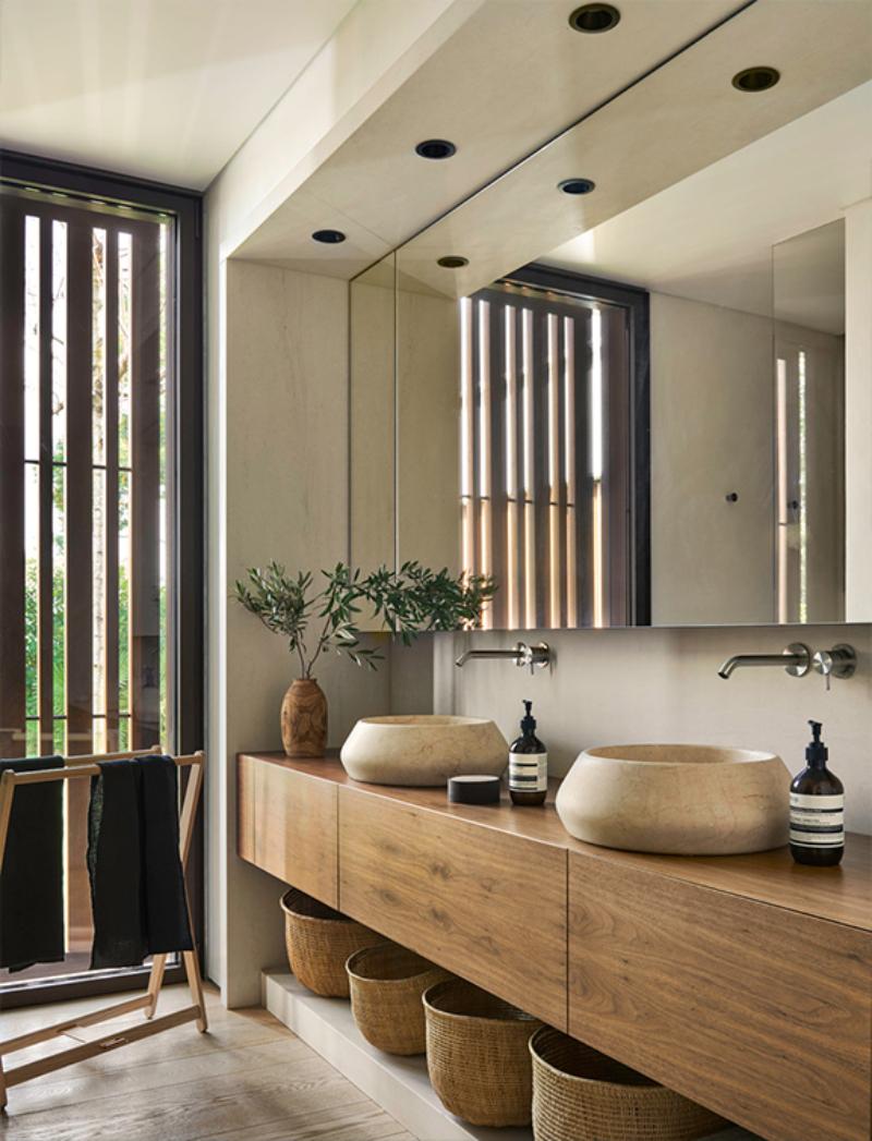 Bathroom Designs Ideas From LUV Studio