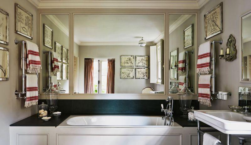 Charlotte Crosland Interiors, Intuitive and Elegant Bathroom Designs
