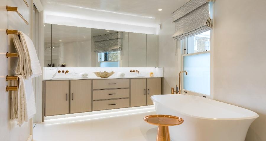 luxury bathroom design Luxury Bathroom Design by Juliette Byrne Luxury Bathroom Design by Juliette Byrne