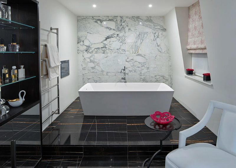 Luxury Bathroom Design by Juliette Byrne