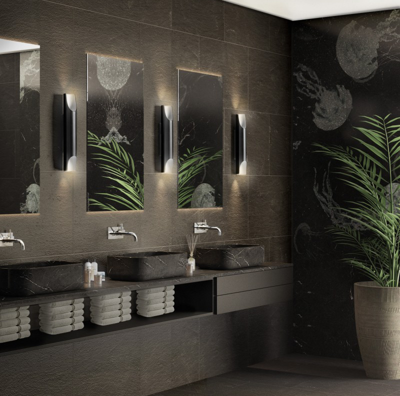 CHZON Exceptional Bathroom Design in Hospitality Projects