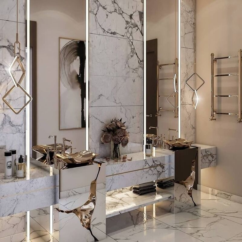 Modern Bathroom Ideas To Build a Luxury Oasis modern bathroom ideas Modern Bathroom Ideas To Build a Luxury Oasis Modern Bathroom Ideas To Build a Luxury Oasis 1