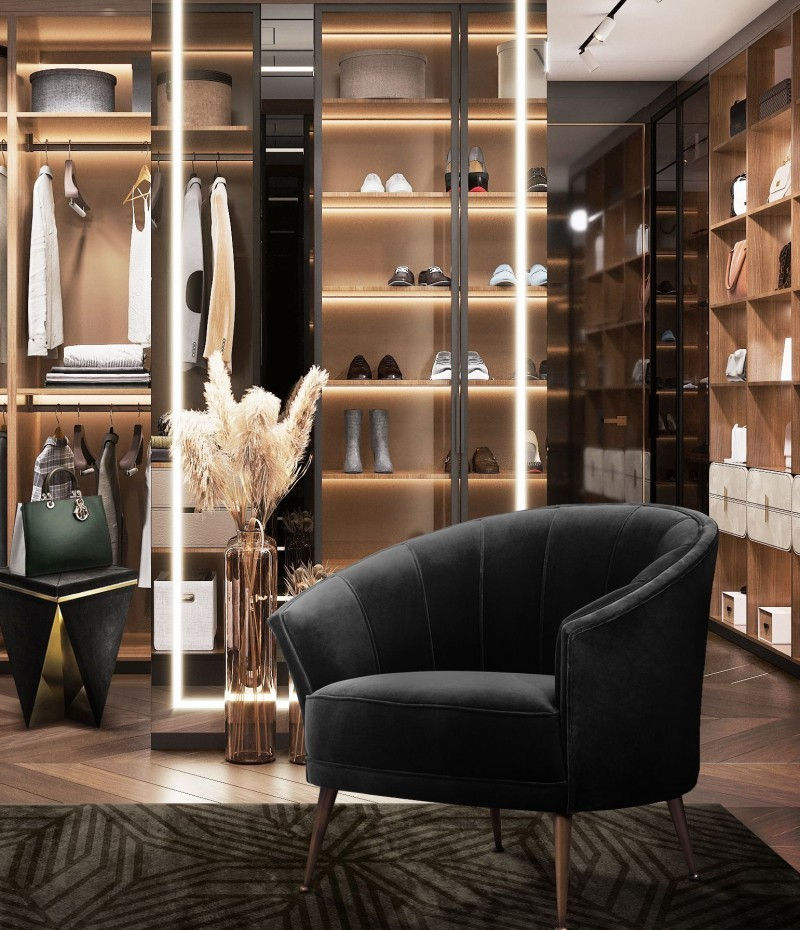 Remodel Your Dressing Room With These Intense Trends