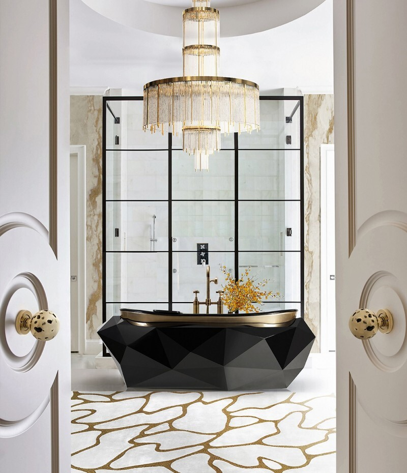 Bathroom Design: Beautiful Projects That are Jaw-Dropping
