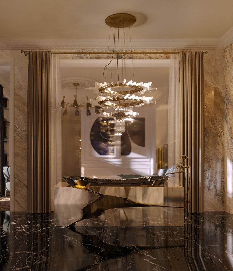 Incredible Bathroom Designs To Admire: the LAPIAZ Collection