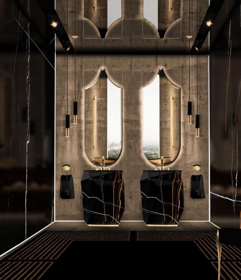 Black Marble Designs: Get A Luxury Bathroom black marble designs Black Marble Designs: Get A Luxury Bathroom MV 2 1