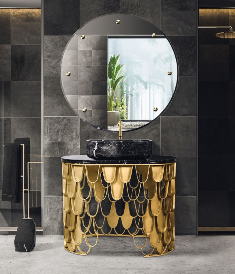 Modern Bathroom Ides To Fill Your Home With Grace