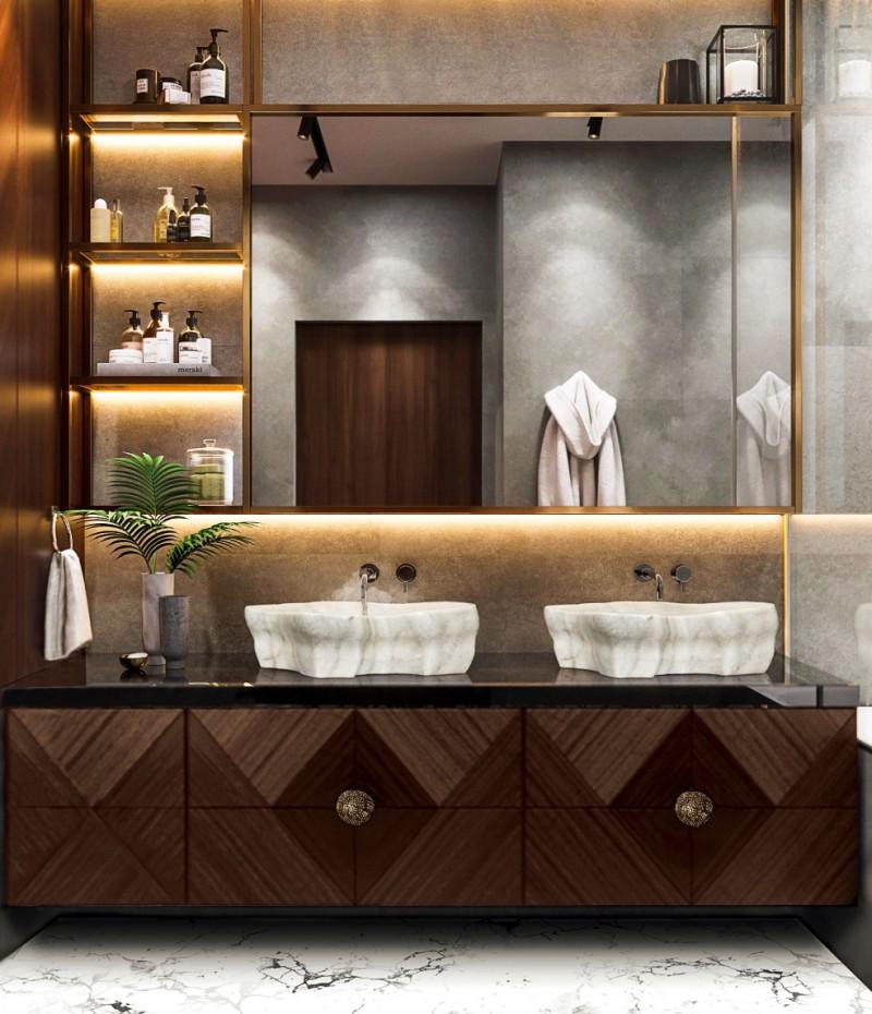 Contemporary Bathroom Ideas: Inspirational Ideas For You