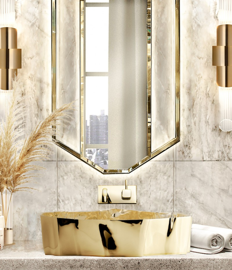 September Edition: Luxury Must-Haves Of The Month September Edition September Edition: Luxury Must-Haves Of The Month relaxing and serene bathroom atmosphere with sapphire mirror and eden vessel sink 1