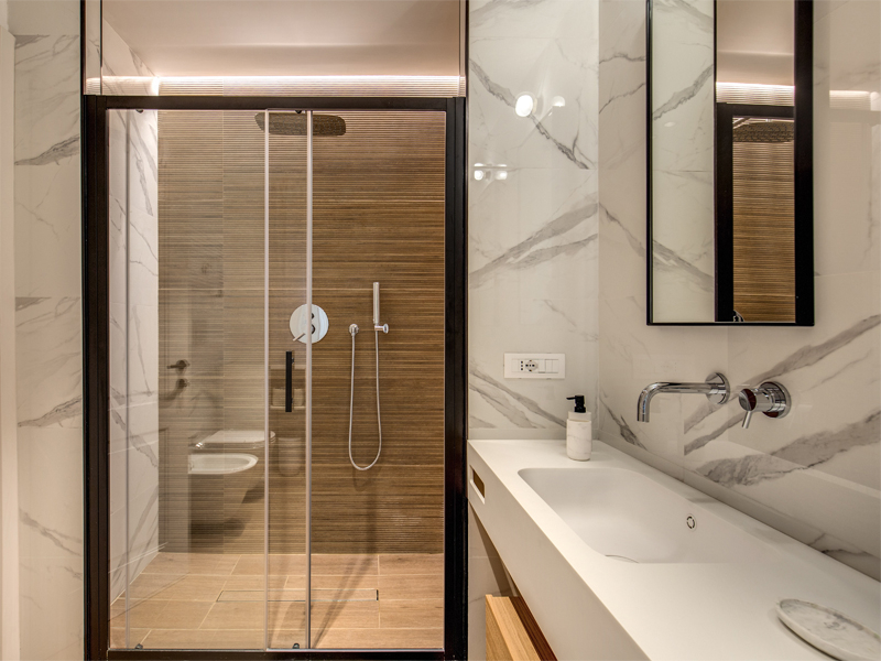 Bathroom Interior Design by MOB Architects