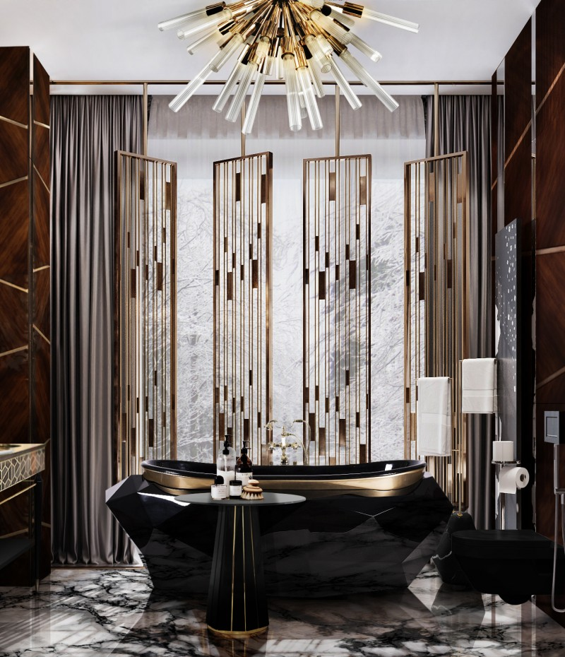 Decorations For Bathrooms: An Astonishing Collection Of Amazing Looks