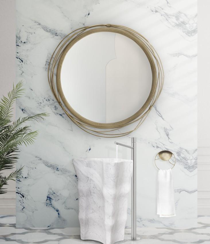 Modern Luxury Bathroom Ideas For An Idilic Private Oasis