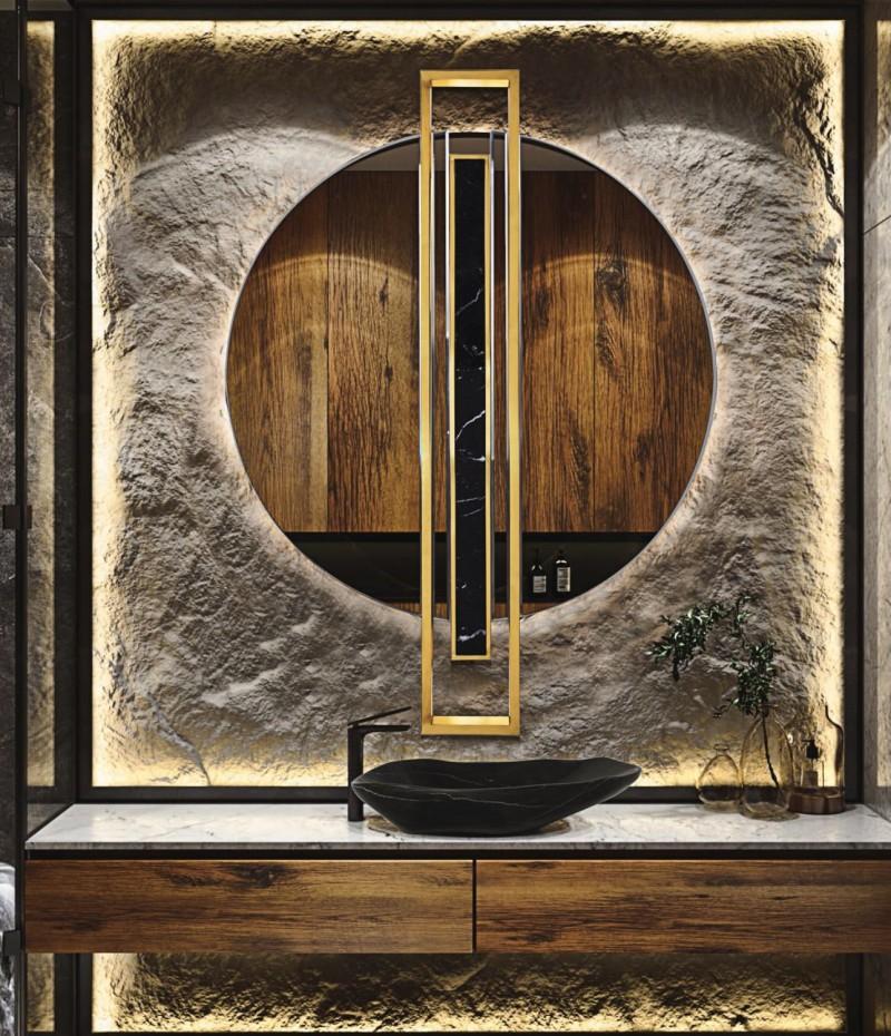 Fall Trends Bathroom Designs To Impress Contemporary Bathroom
