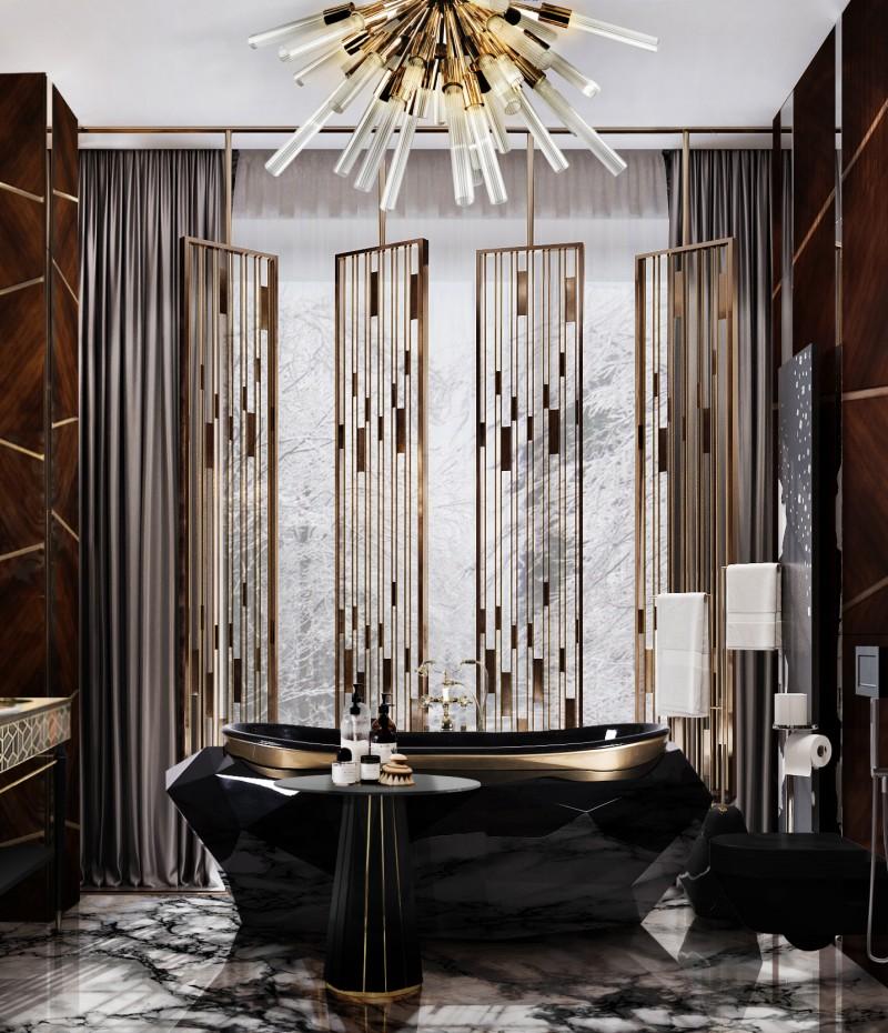 Modern Luxury Bathroom Styles For A Luxurious Abode