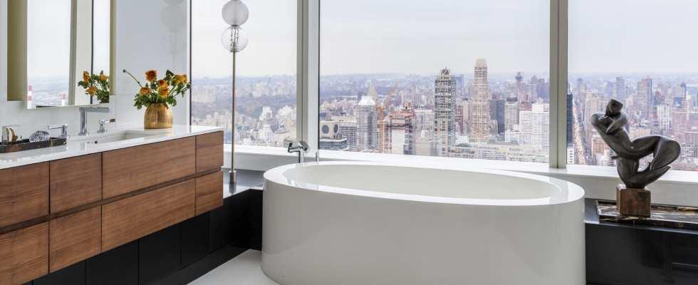 Amazing Bathroom Interior Designs by David Scott Interiors