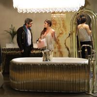 Maison Valentina Maison Objet Symphony Oval Bathtub