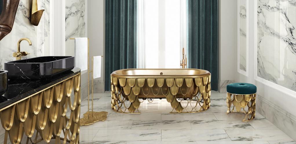 Koi Stool Maison Valentina Luxury Bathrooms