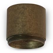 Bath Tap Aged Brass