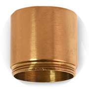 Bath Tap Brushed Copper