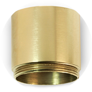 Bath Tap Brushed Gold