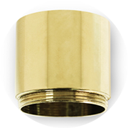 Bath Tap Gold Plated