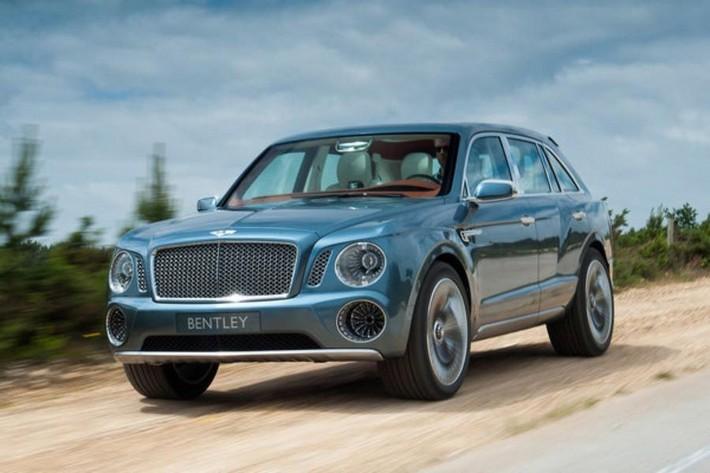2015 Trends: The Bentley SUV