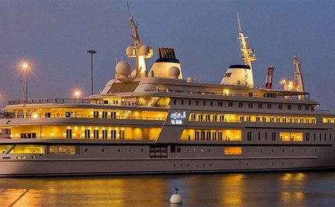 TOP 5 LARGEST YACHT IN WORLD
