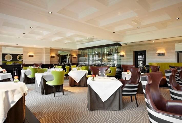5 AMAZING MICHELIN-STARRED RESTAURANTS IN EDINBURGH  5 AMAZING MICHELIN-STARRED RESTAURANTS IN EDINBURGH Amazing Michelin starred restaurant Martin Wishart Interior