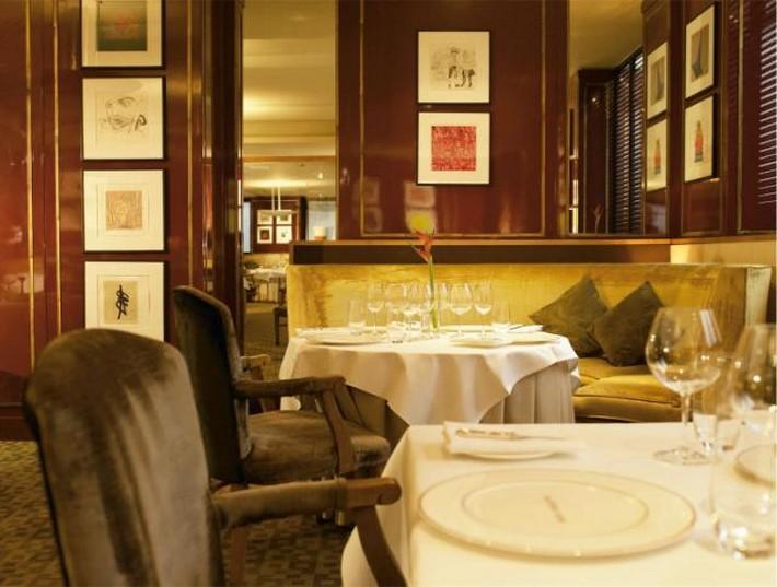 5 AMAZING MICHELIN-STARRED RESTAURANTS IN EDINBURGH  5 AMAZING MICHELIN-STARRED RESTAURANTS IN EDINBURGH Amazing Michelin starred restaurant Number One Interior1
