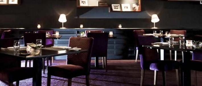5 AMAZING MICHELIN-STARRED RESTAURANTS IN EDINBURGH  5 AMAZING MICHELIN-STARRED RESTAURANTS IN EDINBURGH Amazing Michelin starred restaurant The Kitching interior