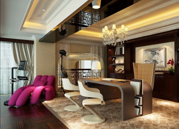 Luxury Corporate And Home Office Interior Design Ideas By Boca Do Lobo Inspiration And Ideas From Maison Valentina