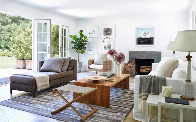LIVING ROOM FURNITURE 2015 TRENDS  LIVING ROOM FURNITURE 2015 TRENDS Calvin Klein Hamptons Home