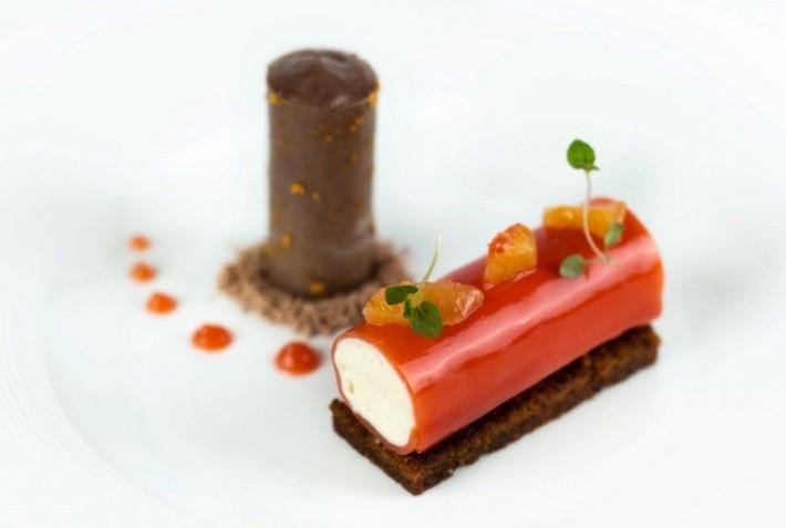 5 AMAZING MICHELIN-STARRED RESTAURANTS IN EDINBURGH  5 AMAZING MICHELIN-STARRED RESTAURANTS IN EDINBURGH Michelin starred restaurant Number One Edinburg desert