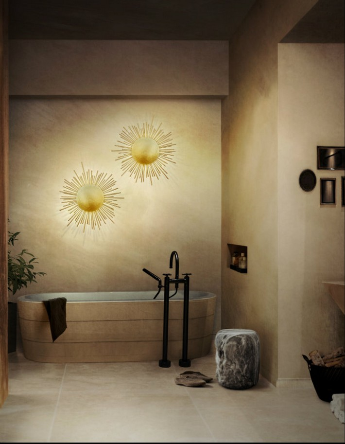 Modern Home Decor The Marble Bathroom  Modern Home Decor: The Marble Bathroom Modern Home Decor The Marble Bathroom