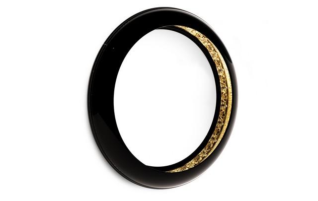Ring Round Mirror  Bold Design Ideas to be inspired Ring Round Mirror