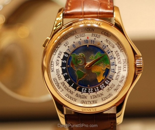 MILLION DOLLAR WATCHES: 5 HYPER LUXURIOUS WATCHES