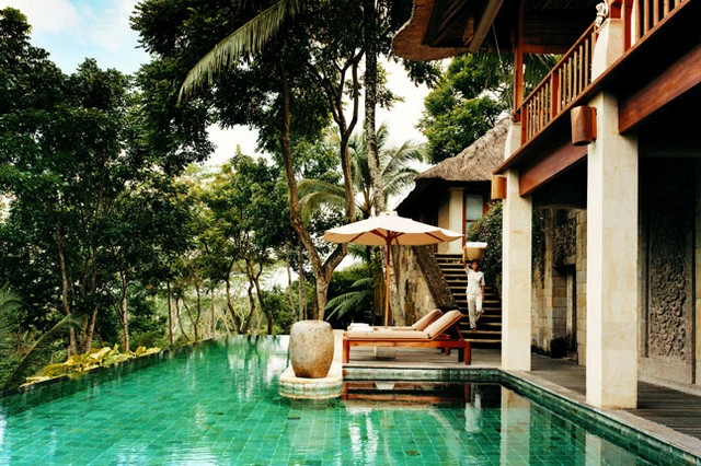 THE WORLD´S TOP 10 SPAS  TOP 10 SPAS IN THE WORLD bali