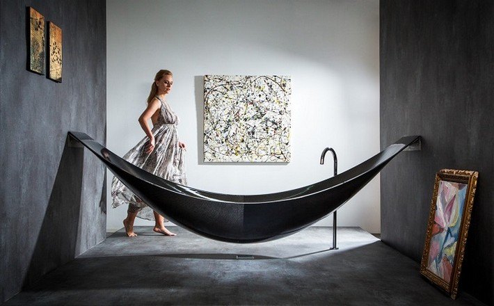 GET INSPIRED – NEW CONCEPT OF BATHTUB