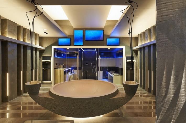 NEW SUITE SPA BY ALBERTO APOSTOLI alberto apostoli New Suite Spa by Alberto Apostoli design modern spa