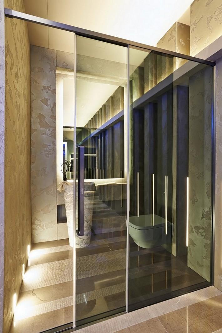 NEW SUITE SPA BY ALBERTO APOSTOLI alberto apostoli New Suite Spa by Alberto Apostoli modern spa 6