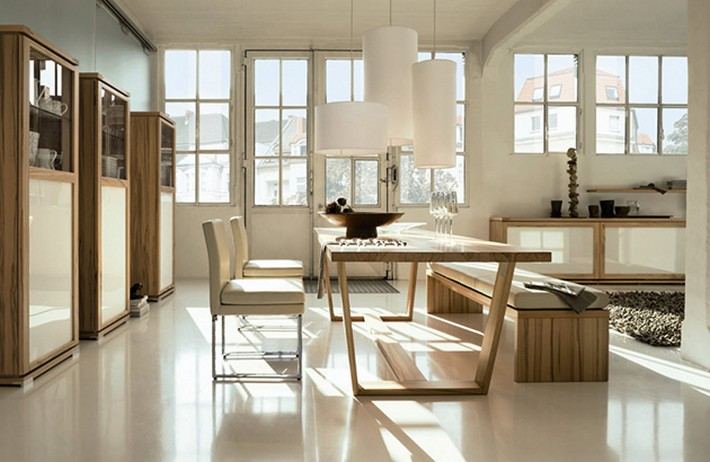 Amazing Ideas to decorate a dining room  Amazing Ideas to decorate a dining room nice white dining room
