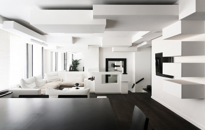 BLACK AND WHITE: COLOR SCHEMES FOR YOUR HOME | Inspiration and Ideas ...