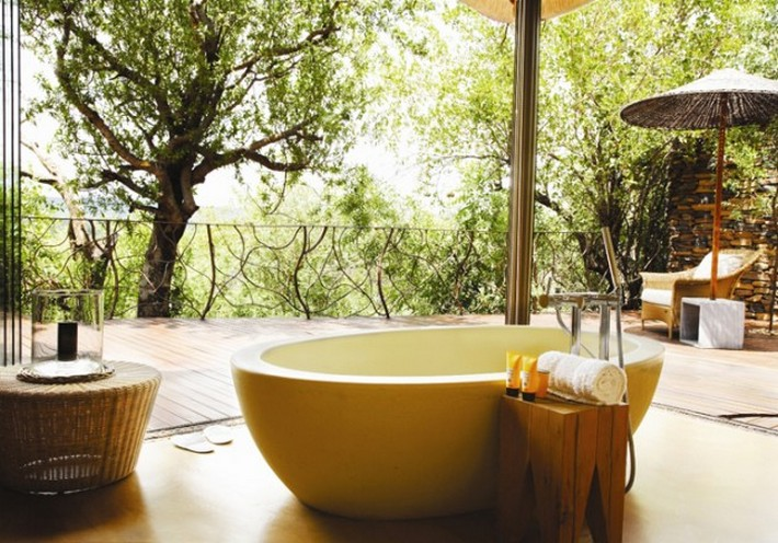 Bathroom Design Ideas 10 10 ~ Nature inspired bathroom designs inspiration and